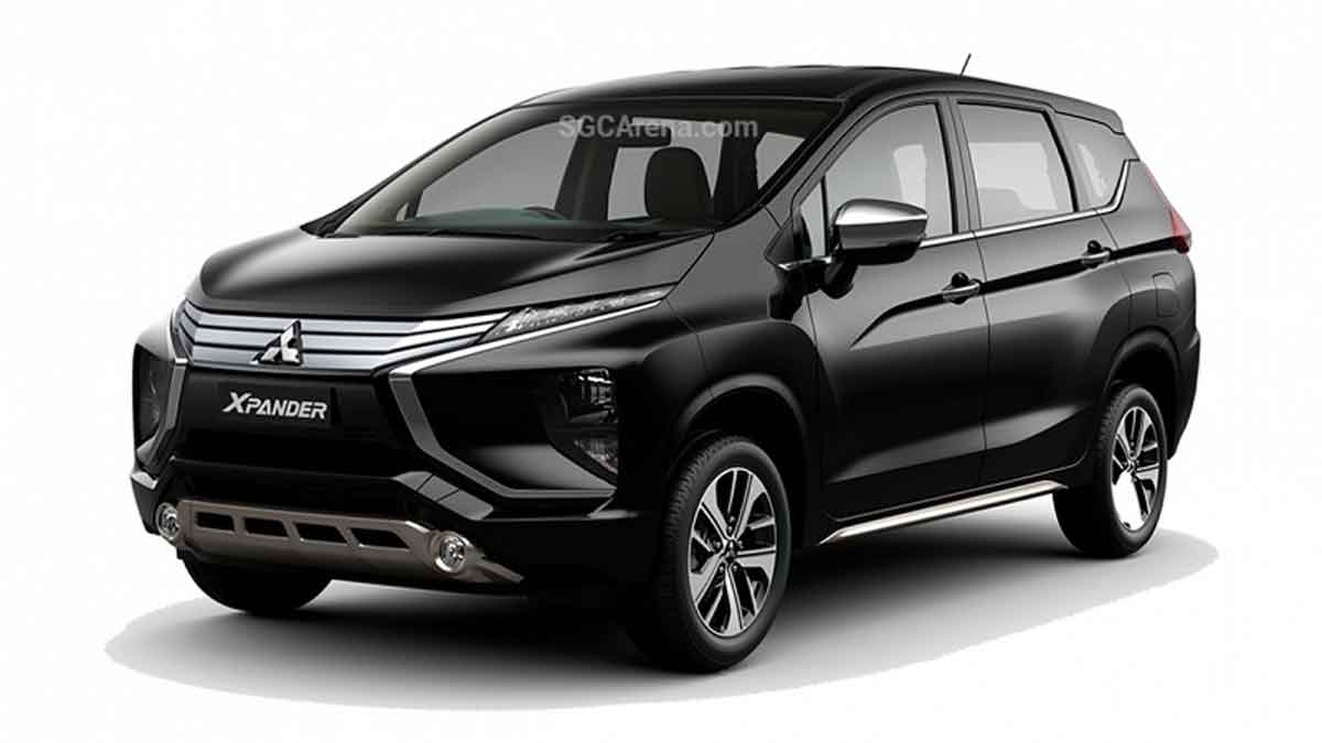 Download Mitsubishi Xpander Car Mod for BUSSID, Mitsubishi Xpander Car Mod, BUSSID Car Mod, BUSSID Vehicle Mod, MAH Channel, Mitsubishi