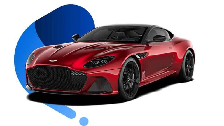 Aston Martin DBS Car Mod BUSSID