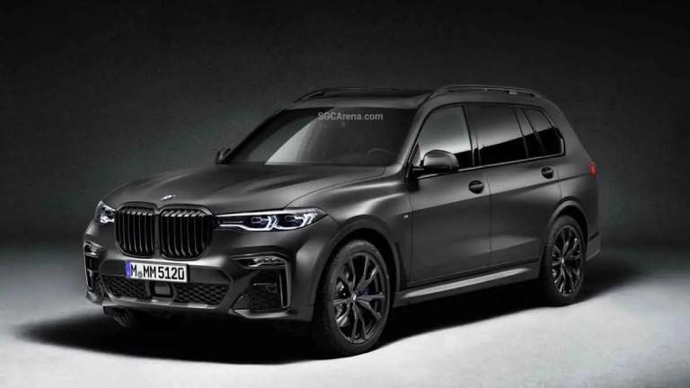 BMW X7 2021 Car Mod BUSSID