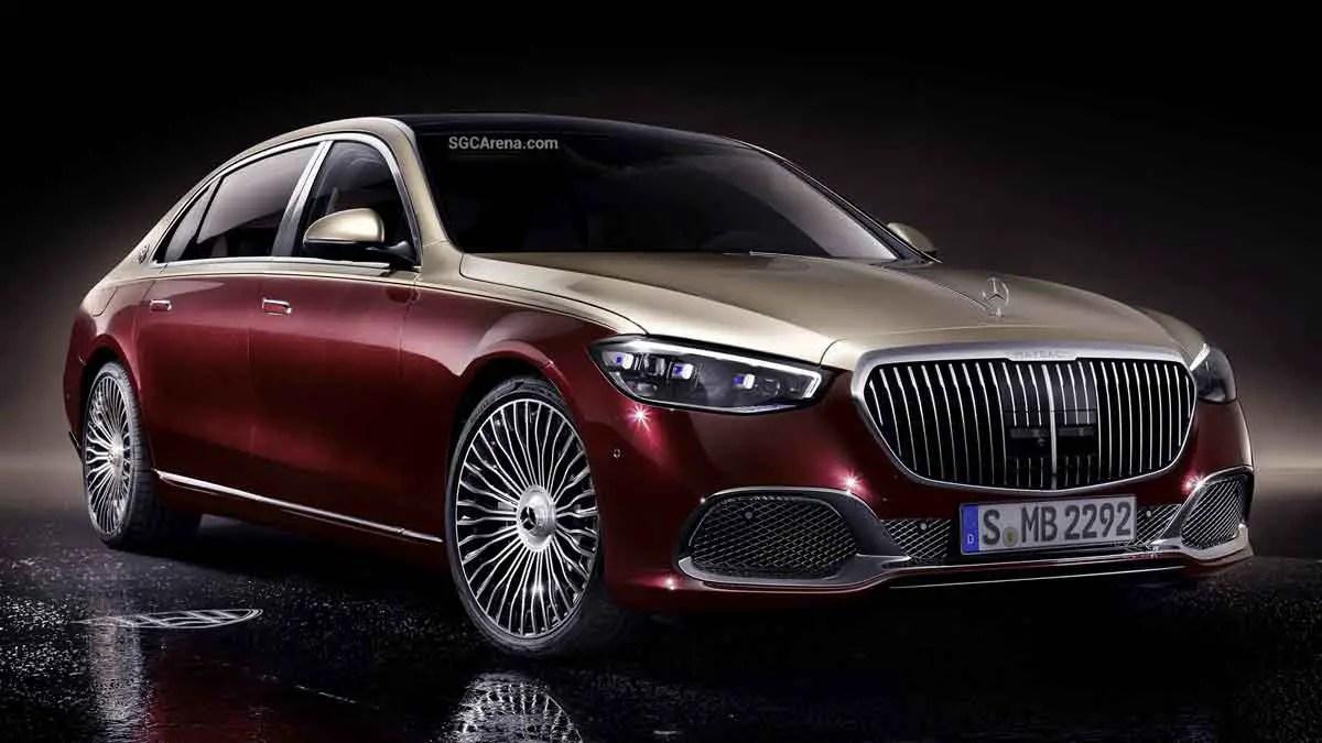 Download 2021 Mercedes Benz S600 Maybach Car Mod BUSSID, 2021 Mercedes Benz S600 Maybach, BUSSID Car Mod, BUSSID Vehicle Mod, Luxury Car Mod, MAH Channel, Mercedes Benz