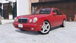 Download Mercedes-Benz E420 Car Mod BUSSID, Mercedes-Benz E420, BUSSID Car Mod, BUSSID Vehicle Mod, MAH Channel, Mercedes Benz