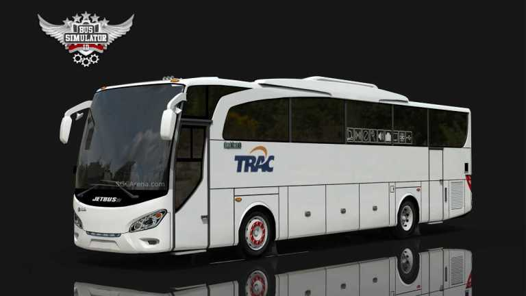 Jetbus HD Mod BUSSID