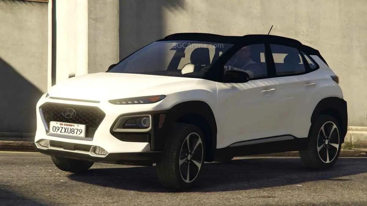 Download Hyundai Kona 2018 Car Mod BUSSID, Hyundai Kona 2018, BUSSID Car Mod, BUSSID Vehicle Mod, Hyundai, MAH Channel