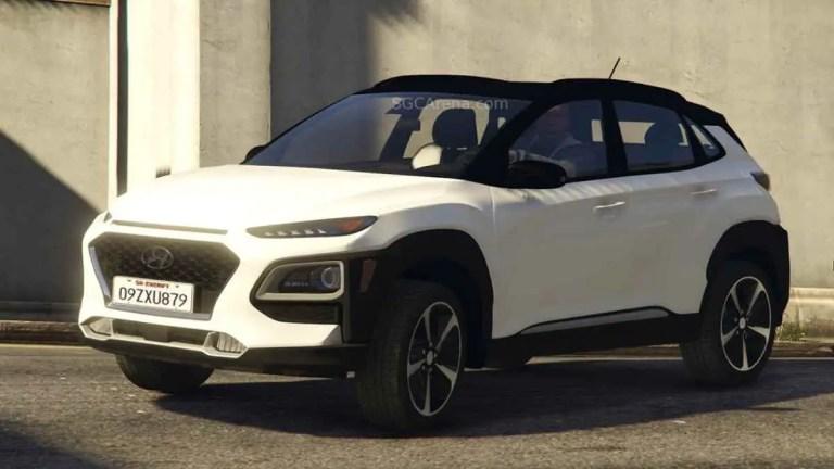 Hyundai Kona 2018 Car Mod BUSSID