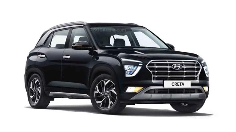 2020 Hyundai Creta Mod BUSSID