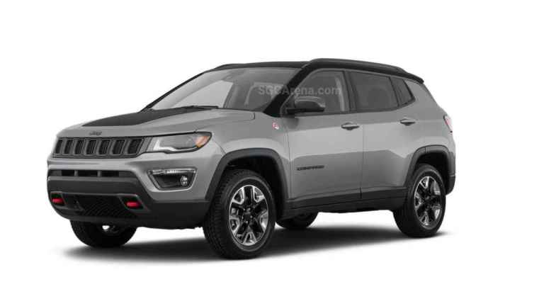 2020 Jeep Compass Limited Mod BUSSID