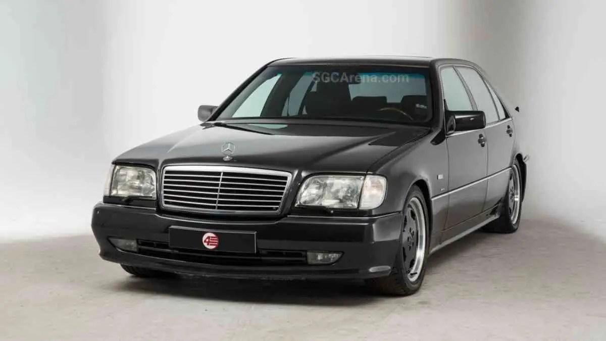 Download Mercedes-Benz W140 AMG Car Mod BUSSID, Mercedes-Benz W140 AMG, BUSSID Car Mod, BUSSID Vehicle Mod, MAH Channel, Mercedes Benz, Mercy AMG Mod