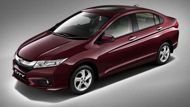 Honda City 2014 Car Mod BUSSID