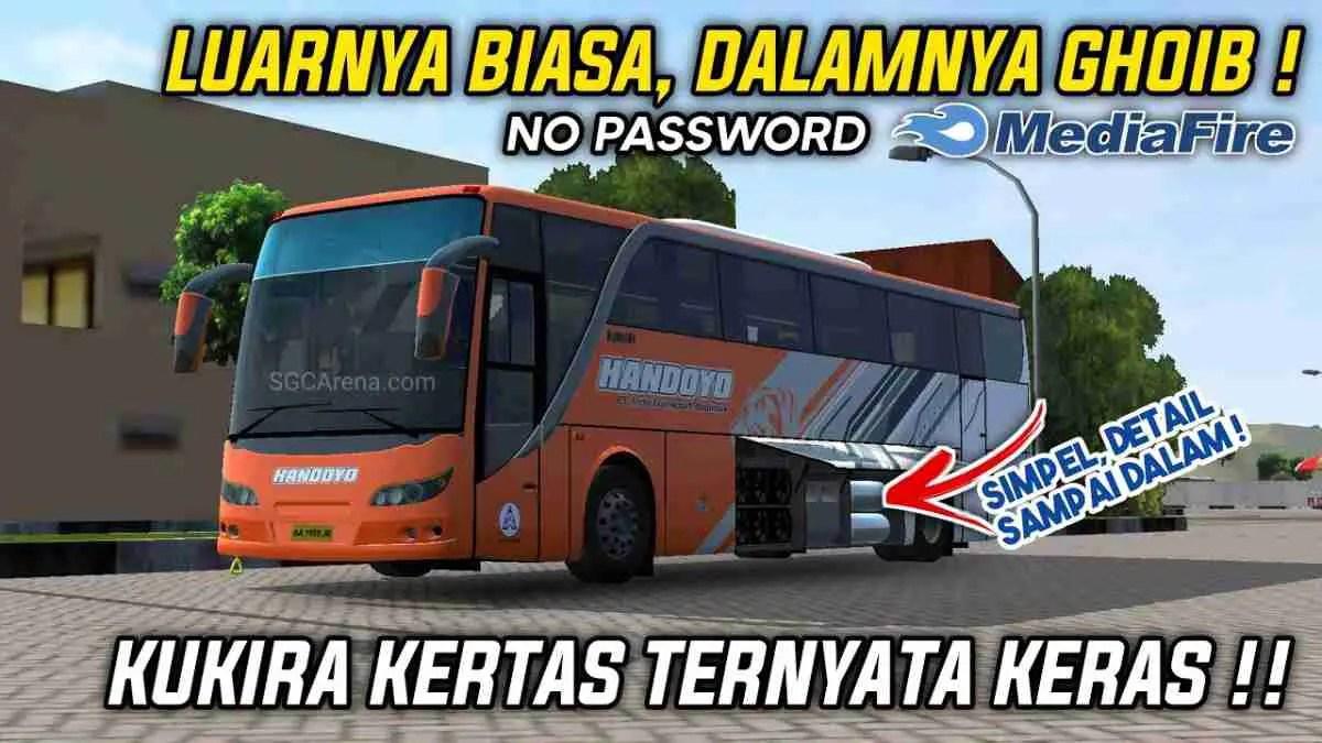 Download Setra Nusgem V2 Bus Mod BUSSID, Setra Nusgem, BT-03, BUSSID Bus Mod, BUSSID Vehicle Mod
