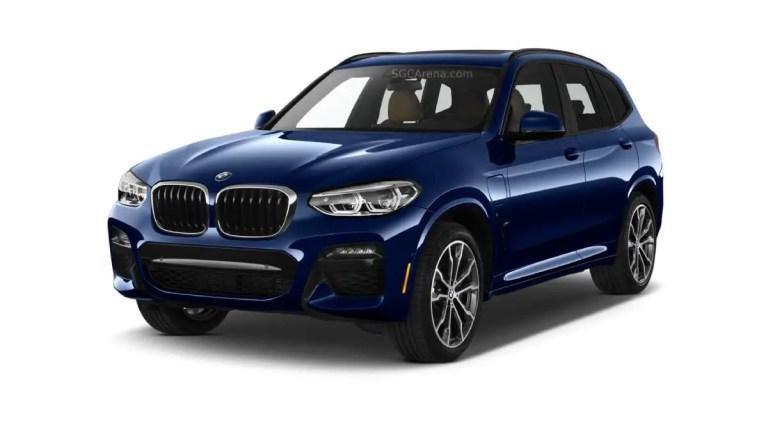 BMW X3 2021 Mod BUSSID