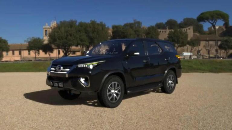 Toyota Fortuner VRZ Mod BUSSID