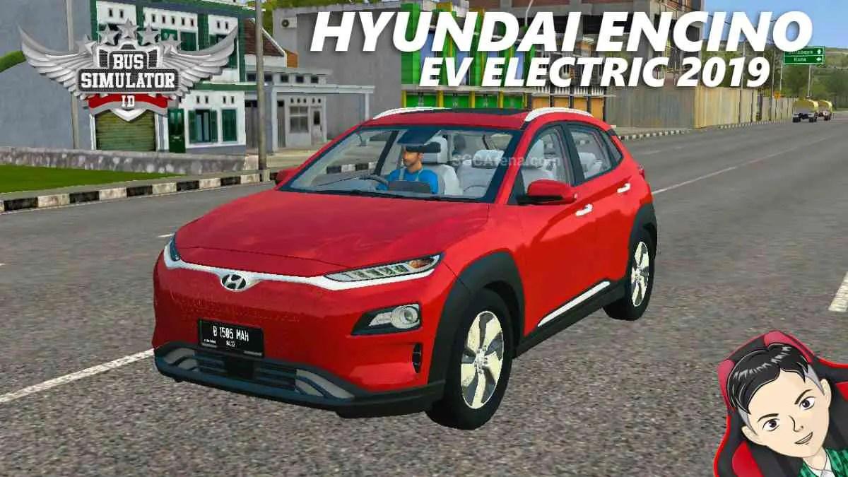 Download Hyundai Encino EV 2019 Mod BUSSID, Hyundai Encino EV 2019, BUSSID Car Mod, BUSSID Vehicle Mod, Hyundai, MAH Channel