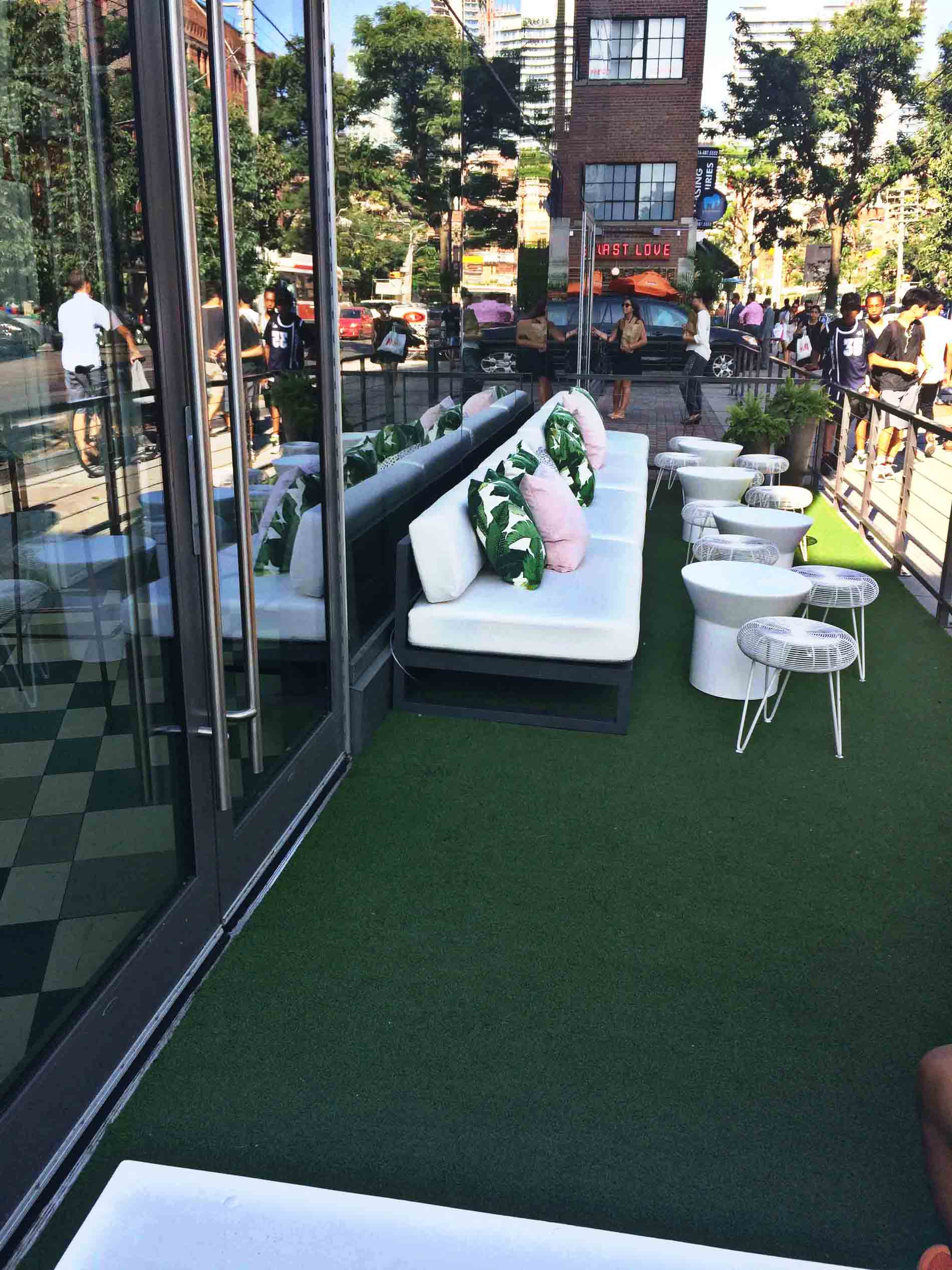 Balcony Grass Carpet For Your Condo Rooftop Penthouse SGC