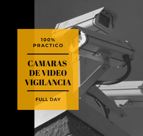FULL DAY CAMARAS DE VIDEO VIGILANCIA