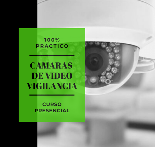 Curso Técnico de Cámaras de Video Vigilancia