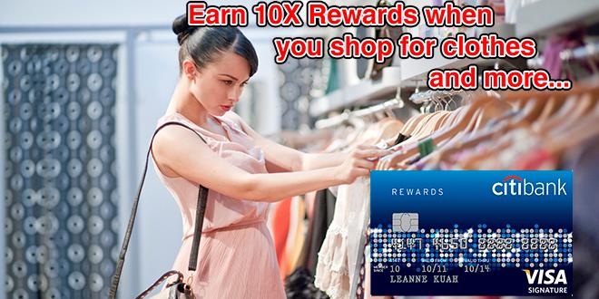Citibank-Rewards-Card-10X-Clothes