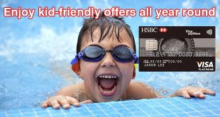 HSBC Visa Platinum Credit Card Play Kids