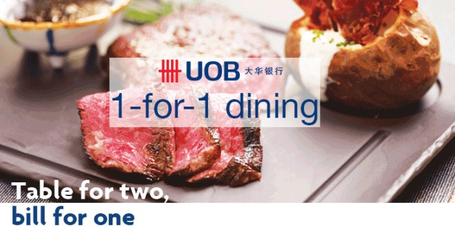 UOB-1for1-dining