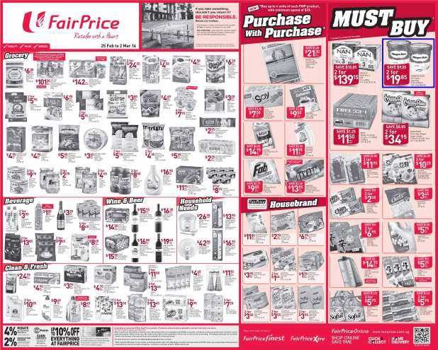 Fairprice-Haagen-Dasz-and-other-sales