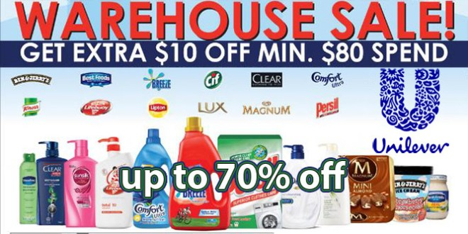 unilever-warehouse-sale-oct-2016
