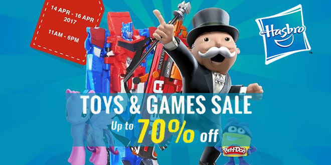Hasbro-Singapore-Warehouse-Sale-April-2017