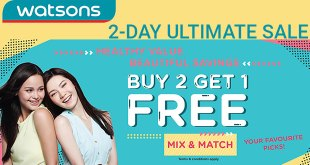Watsons-2-day-Ultimate-Sale-1-for-1