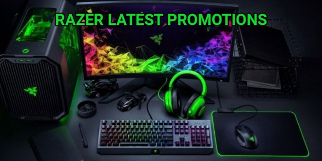 Razer promotion June 2020