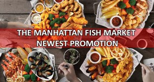 Manhattan Fish Market promotions for Singapore 2019