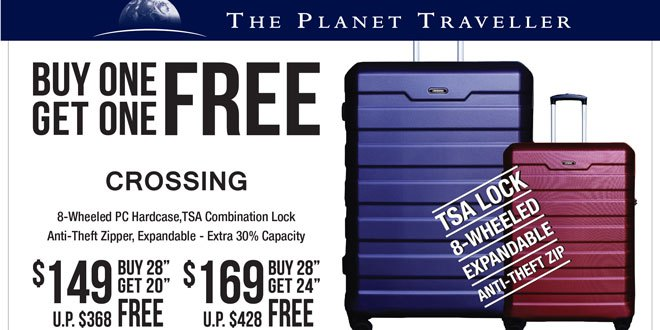 The Planet Traveller Sale