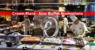 Crown Plaza - Azur Buffet Promotions