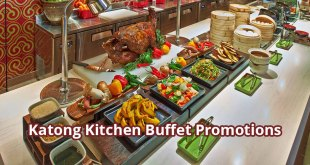 Katong Kitchen Buffet Promotions