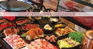 Odoru Kuma Buffet Promotions & Other Dining Deals