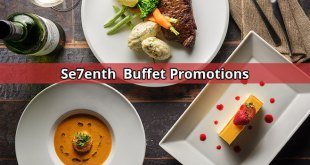 Se7enth Buffet Promotions