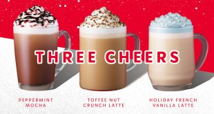 Starbucks Merry Coffee 2019