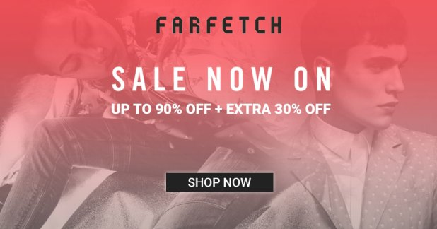 2019 Year End Sale at Farfetch