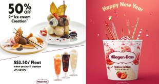 Häagen-Dazs Promotions, updated on 17 Jan 2020