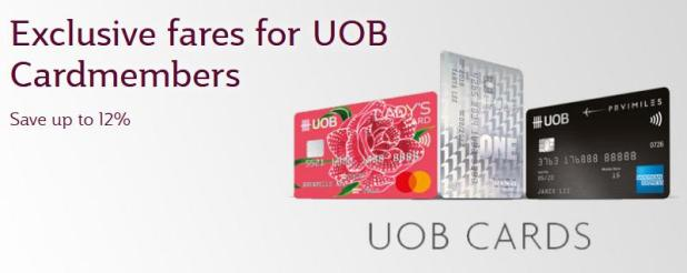 Qatar Airways Offer For UOB Cardholders