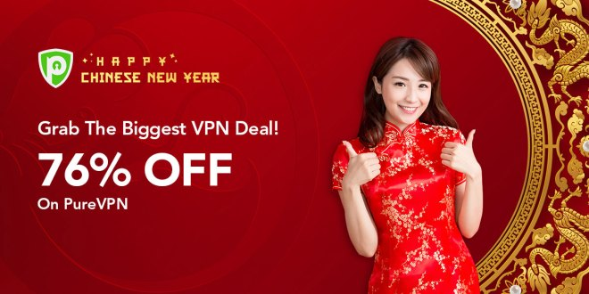 PureVPN CNY deals