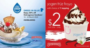 Swensen's offers for 19 Mar 2020
