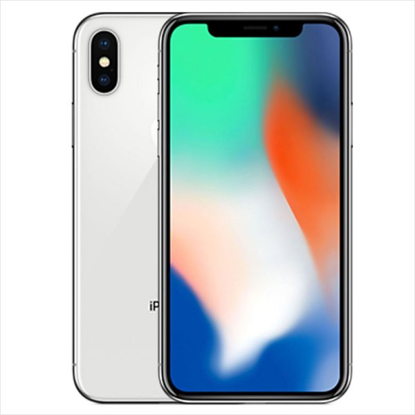 Apple-iPhone-X-64Gb-Argento