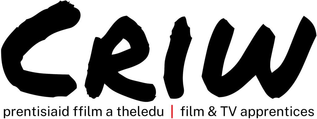 CRIW TV and Film apprenticeship logo