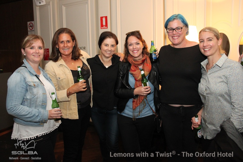 Lemons with a Twist® May 2017