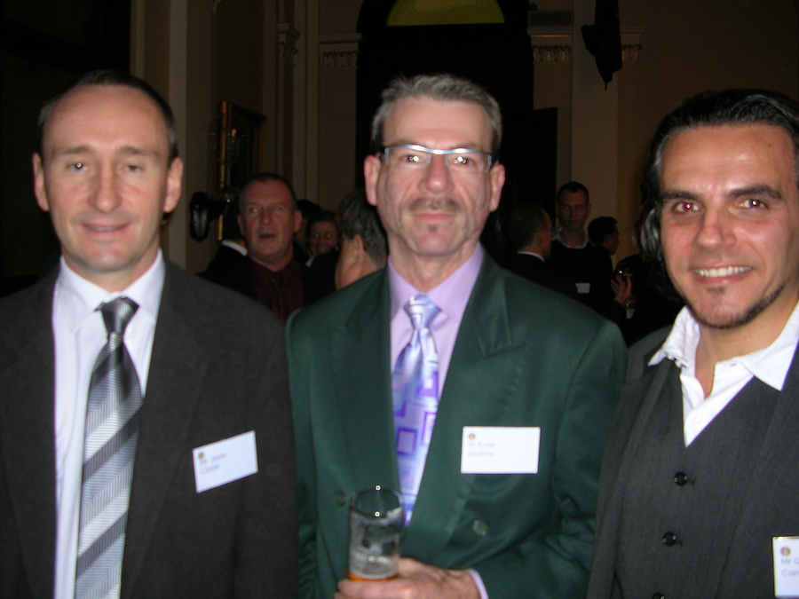 SGLBA 25th Anniversary Cocktails 2006, Sydney Town Hall.