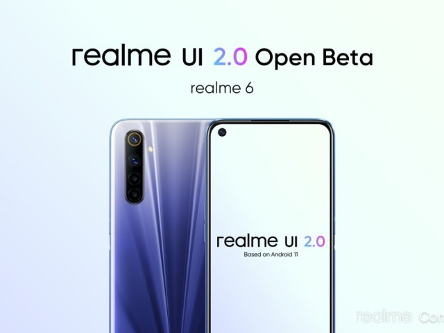Android 11 Official New Roadmap on Realme UI 2.0