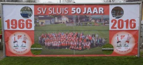 Torwand SV Sluis