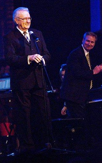 Ed O'Neal emceed the concert