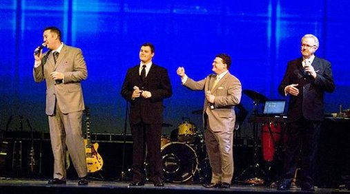 Fans loved the Dixie Melody Boys