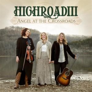 High Road. Angel CD Cover