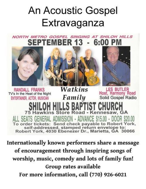 North Metro Gospel Singing