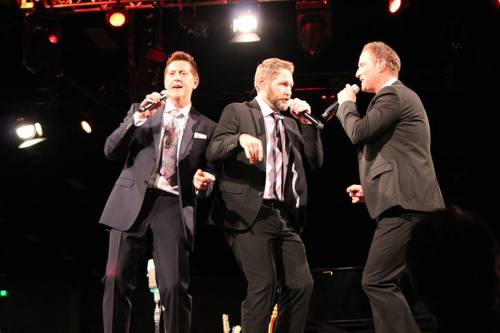 Ernie Haase and Signature Sound at NQC 2014 courtesy Candace Combs